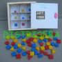 Caja Clasfiicadora F/color X 54 Madera Material Didactico