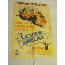 Afiches De Cine Antiguos Con Frank Sinatra