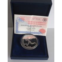 Moneda De Plata Mundial Alemania 2006 - Emisión 2005