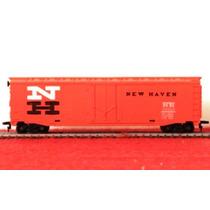 Vagon Cargacerrado Nh (new Haven) Tren De Carga Escala Ho