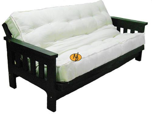 Futon 3 cuerpos con colchon cama al mejor precio oferta for Futon cama precio