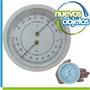 Termóhigrometro De 110mm Termómetro Higrómetro Humedad Ambie