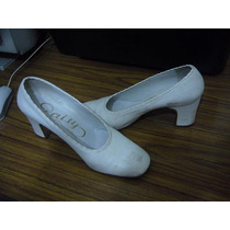 Zapatos Blancos, Casamiento, Cumple De 15 Años