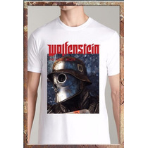Remeras Videojuegos Wolfenstein The New Order