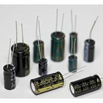Capacitor Electrolitico 3300x10v 105º X3u Low Esr Pc Mother