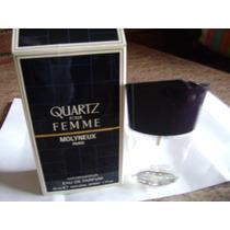 Frasco De Perfume Vacio Quartz 30 Ml