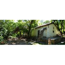 Casa Frente Al Rio 4-12p Vacaciones / Fds Cba 2km La Falda