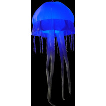 Medusa Inflable Led Rgb Control Remoto