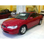 Honda Accord Exr V6 3,0 Aut Cuero Coupe Full