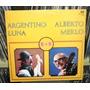 Argentino Luna & Alberto Merlo 1+1 Vinilo Argentino Promo