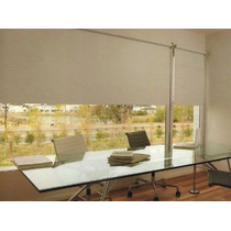 Cortinas Rollers Black-out Usa Y Screen 5% Varios Colores