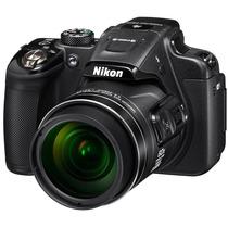Rosario Camara Digital Nikon Coolpix P610 16mp 60x Full Hd