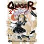 Seikon No Qwaser 02 Manga Editorial Ivrea Argentina