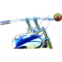 Torres Motos Custom Torretas P Manubrio Chopera Dragbar Hd