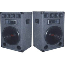 Bafles 3 Vias 400w Woofer15 4 Tweeter El Mas Potente Dancis