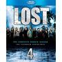 Blu-ray Lost Season 4 / Temporada 4 Completa