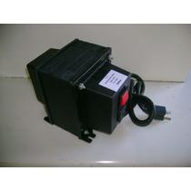 Transformador(no Auto) 220-110 2000w Reales , Con 4 Tomas