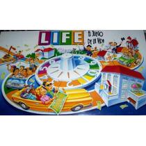 El Juego De La Vida Life Toyco Hasbro Caja Cerrada Y Sellada