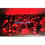 Luces X 200 Rojas A Led Para Decorar Arbol Navidad