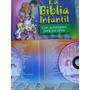 La Biblia Infantil - Con Actividades Para Los Niños- 2 Cd-