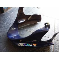 Quilla Yamaha Fazer Fz 16 Carenado Azul Oscuro Mastersmotos