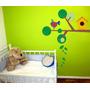 Deco Murales Infantiles, Divertidas Figuras Y Diseños