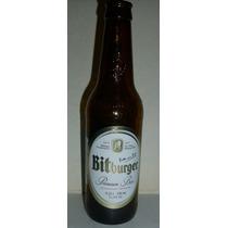 Botella Vacía Cerveza Bitburger 330 Cc- Alemana