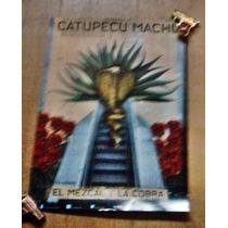 Poster No Dvd Cd Catupecu Machu Promo Mezcal Y Cobra