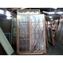 Ventana De Madera 150x200 Extra Porch