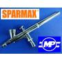Aerografo + Dvd Modelo Sparmax Dh-2 Doble Acción