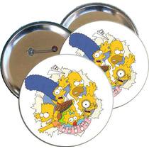 Pins Botones Souvenirs De 55mm