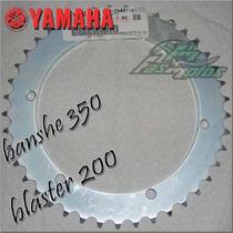 Corona Yamaha Blaster/banshee Original Fas Motos!!!!!