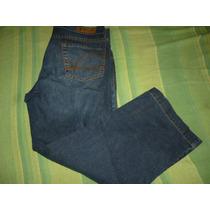 Pantalon De Jean Taverniti Pescador