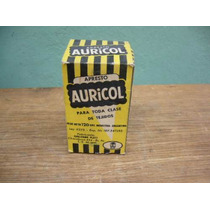 Antigua Caja De Apresto Auricol