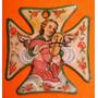 Dije Pintado A Mano/ Esmalte / Angel Musica Violin # 1345