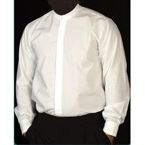 Camisa Cuello Mao Lisas O Bordadas Con Tu Logo Por Mayor