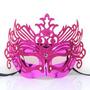 6 Mascaras Venecianas Ideal Carnaval Carioca Varios Colores