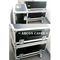 Baules Arcon Cases Para Bafles , Estuches Racks A Medida