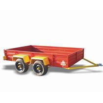 Carro Trailer Acoplado Vehicular Roland H1400