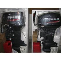 Yamaha 40 Hp 2 T Arranque Electrico Okm Entrega Inmediata