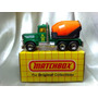 Matchbox Nº 19 Peterbilt Mixer Made In Macau
