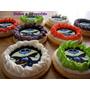Cookies, Galletitas Decoradas: Halloween