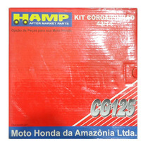 Kit Piñon Corona Original Cg 125 Today/titan 99 Motorbikes