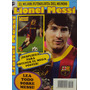 Reviposter Desplegable - Lionel Messi Barcelona 2011