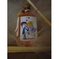 Difusores Souvenirs Para Novio, Casamiento, Aniversario,