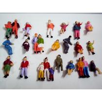 Set De 25 Personajes Para Maquetas H0 (marklin Y Otros)