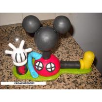 Centro De Mesa Casa De Mickey