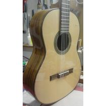 Guitarra Clasica Criolla De Concierto ,unica Y Artesanal
