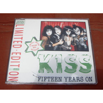 Kiss - Cd Limited Edition Picture Disc Interview