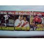 River Plate Polilla Da Silva Lote X 3 El Grafico Revista
